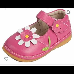 NEW Little MAE's Boutique Mary Jane Squeaky Shoes
